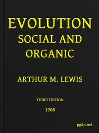 Evolution Social and Organic