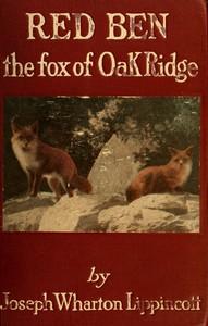 Cover of Red Ben, the Fox of Oak Ridge