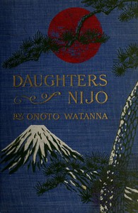 Cover of Daughters of Nijo: A Romance of Japan