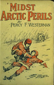 Cover of 'Midst Arctic Perils: A Thrilling Story of Adventure in the Polar Regions
