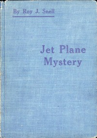 Cover of Jet Plane Mystery