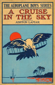 Cover of A Cruise in the Sky; or, The Legend of the Great Pink Pearl