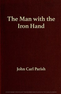 Cover of The Man with the Iron Hand