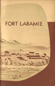 Cover of Fort Laramie National Monument, Wyoming