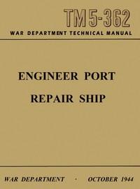 Cover of Engineer Port Repair Ship