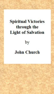 Cover of Spiritual Victories Through the Light of Salvation