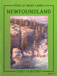 Cover of Peeps at Many Lands: Newfoundland