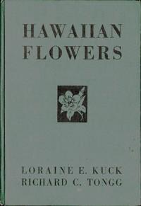 Cover of Hawaiian Flowers
