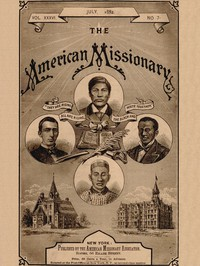 Cover of The American Missionary — Volume 36, No. 7, July, 1882