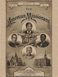 Cover of The American Missionary — Volume 36, No. 9, September, 1882