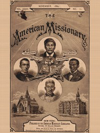 Cover of The American Missionary — Volume 36, No. 11, November, 1882
