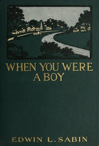 Cover of When You Were a Boy