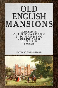 Cover of Old English Mansions