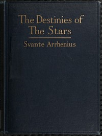 Cover of The Destinies of the Stars