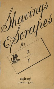 Cover of Shavings & Scrapes from many parts