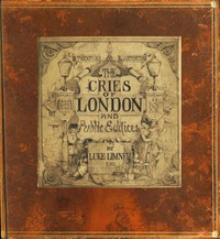 Cover of London Cries & Public Edifices