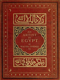 Cover of An Artist in Egypt