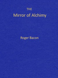 Cover of The Mirror of Alchimy