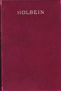 Cover of Hans Holbein
