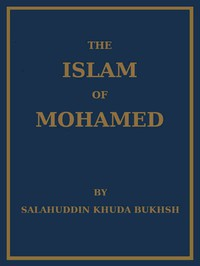 Cover of The Islam of Mohamed
