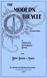 Cover of The Modern Bicycle and Its Accessories