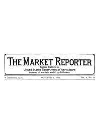 The Market Reporter, Vol. 4, No. 15