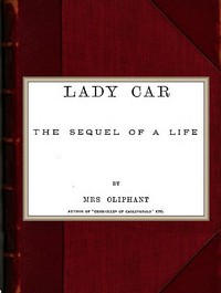 Lady Car: The Sequel of a Life