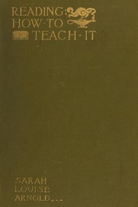 Reading: How to Teach It