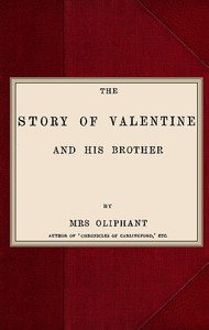 Cover of The Story of Valentine and His Brother