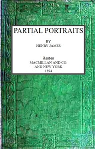 Cover of Partial Portraits