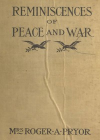 Cover of Reminiscences of Peace and War
