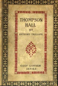 Cover of Christmas at Thompson Hall