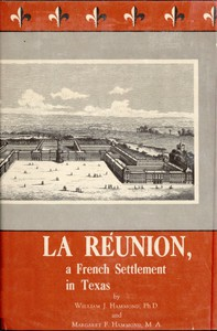 Cover of La Réunion, a French Settlement in Texas
