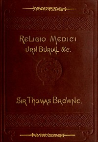 Cover of Religio Medici, Hydriotaphia, and the Letter to a Friend