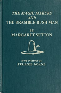 Cover of The Magic Makers and the Bramble Bush Man
