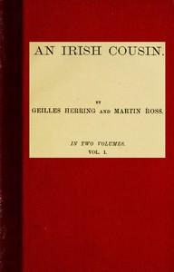 An Irish Cousin; vol. 1/2