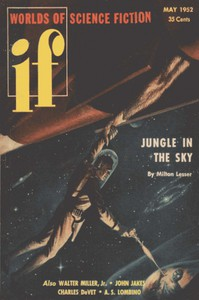 Cover of Jungle in the Sky