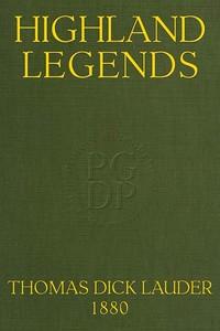 Cover of Highland Legends