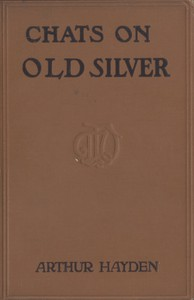 Cover of Chats on Old Silver