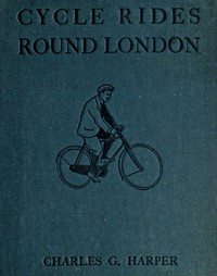 Cover of Cycle Rides Round London