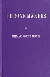 Cover of Throne-Makers