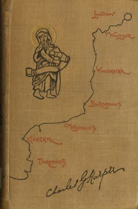 Cover of From Paddington to PenzanceThe record of a summer tramp from London to the Land's End