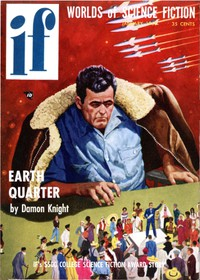Cover of The Earth Quarter