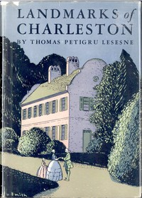 Cover of Landmarks of Charleston Including Description of an Incomparable Stroll