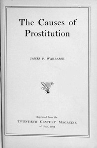 The causes of prostitution