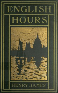 Cover of English Hours