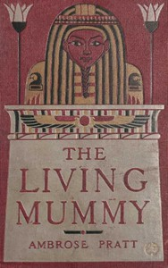 Cover of The Living Mummy