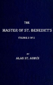 The master of St. Benedict's, Vol. 2 (of 2)