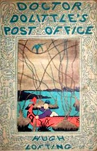 Cover of Doctor Dolittle's Post Office