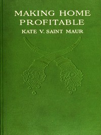 Cover of Making Home Profitable